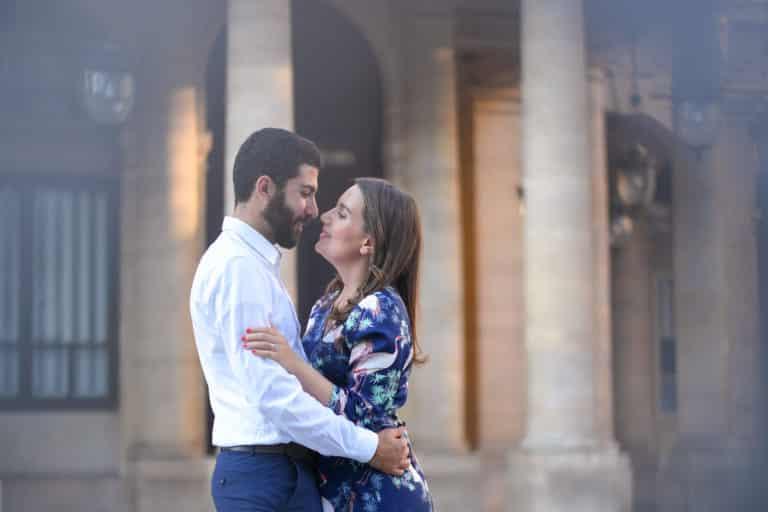 Photographe Couple Paris Photographe de Famille